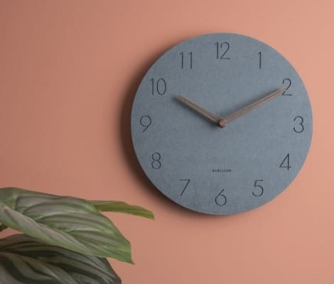 NEW Collection / Karlsson Wall Clocks