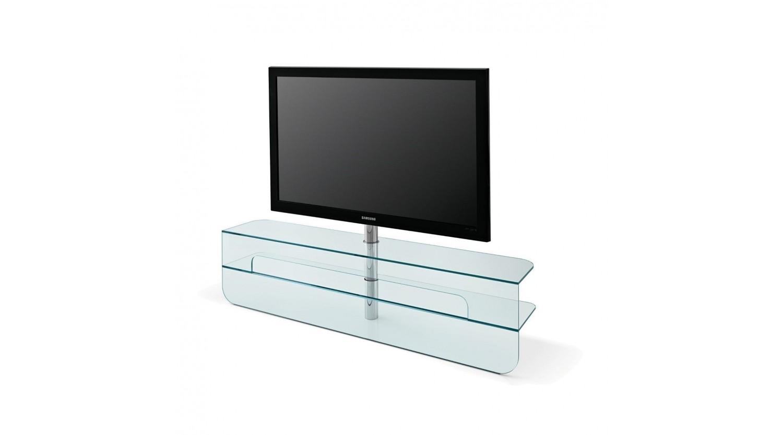 Glass TV Unit Plasmatik By Karim Rashid Design Is This